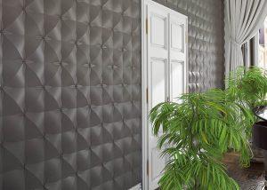 Apollo Floret - panel 3D foto