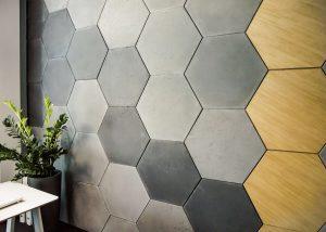 Honeycomb Max - panel 3D foto