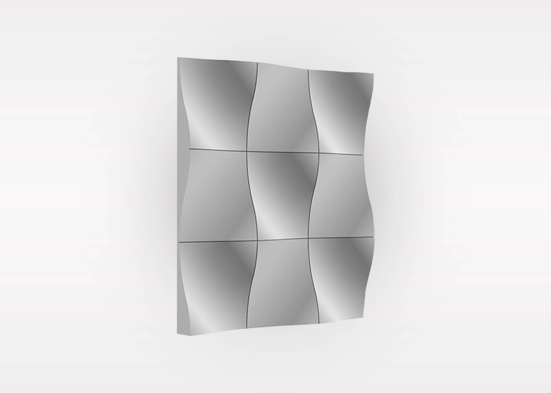 Sandy Hill - panel 3D foto
