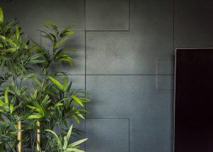 Square Trio - panel 3D foto