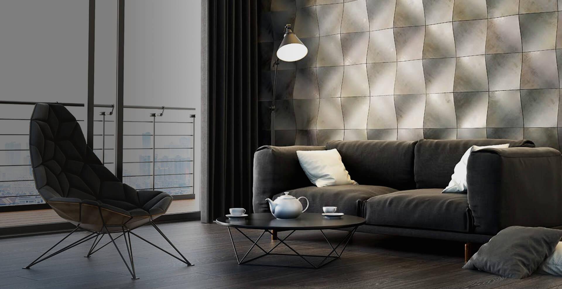 Producent paneli 3d - Panele dekoracyjne TDW Interior Premium Panels