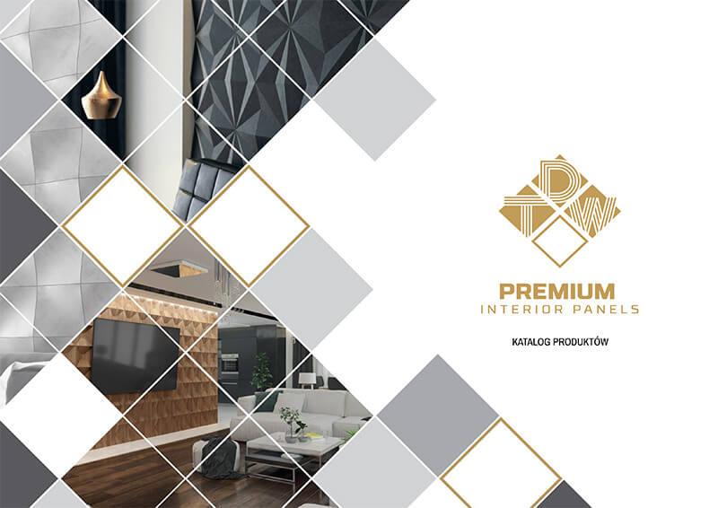 Katalog produktów Panels 3D