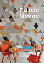 Panele filcowe - katalog produktów